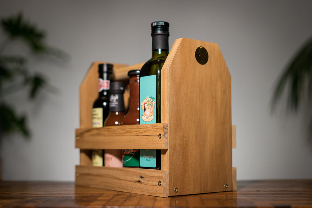 Saucy Box© Handmade Recycled Kauri Box