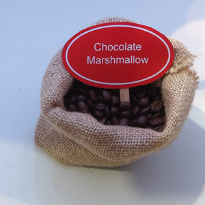 Chocolate Marshmallow Coffee Beans