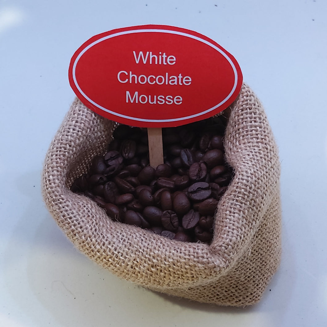 White Chocolate Mousse Coffee Beans