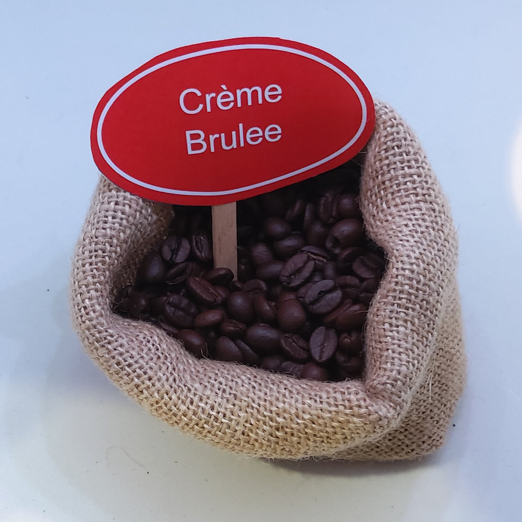 Creme Brulee Coffee Beans
