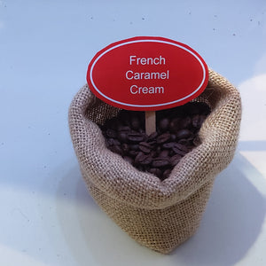 French Caramel Cream Coffee Beans