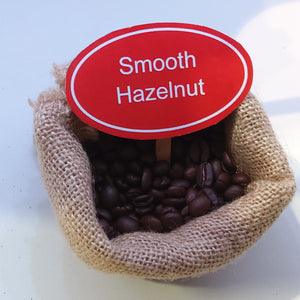 Smooth Hazelnut Coffee Beans