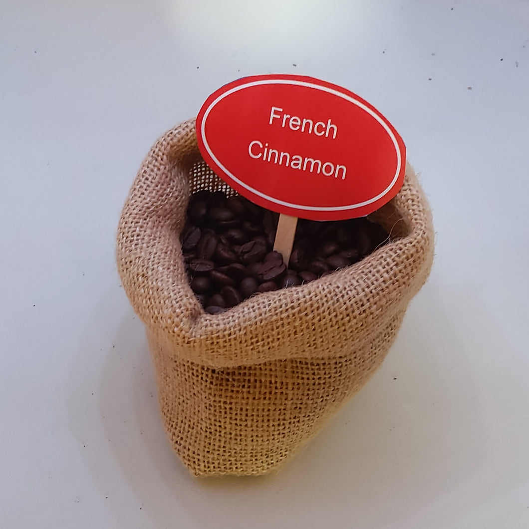 French Cinnamon Coffee Beans