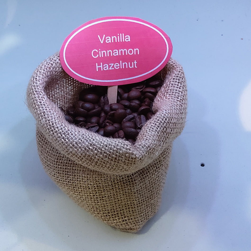 Vanilla Cinnamon Hazelnut Coffee Beans