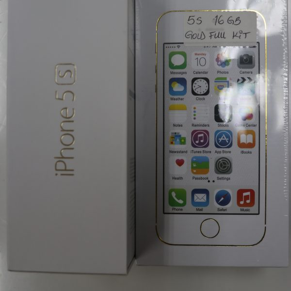 iPhone 5s A+ Grad used or Refurbished Full Kit (FK)