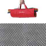 Four Reusable Shopping Trolley Bag System Non Woven