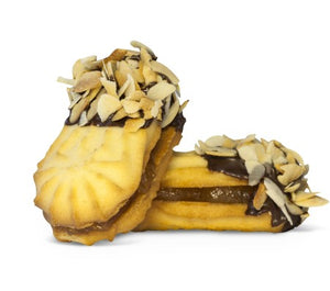 Nuts With Apricot Jam Petit Four 3kg Biscotti