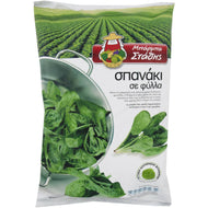 Barba Stathis Spinach
