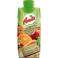 Amita Apple, Orange & Carrot