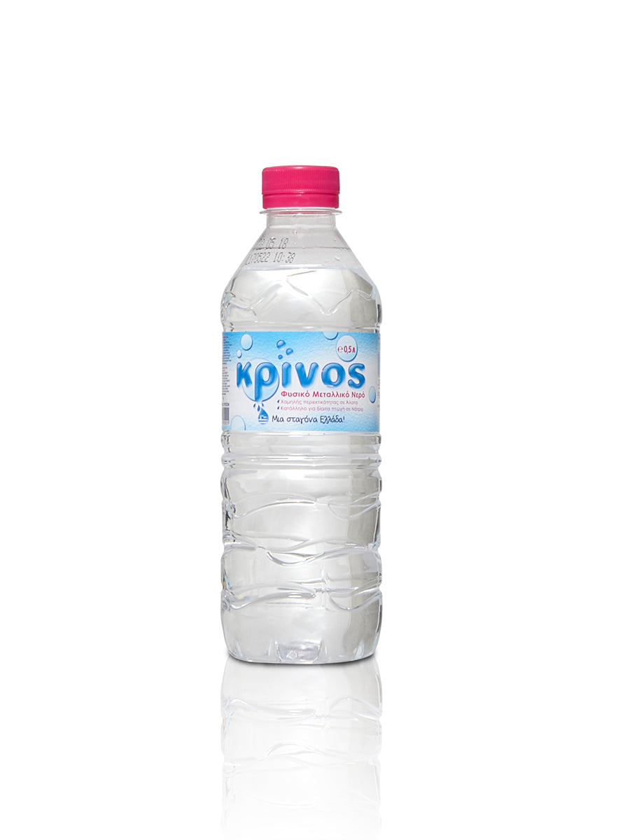Krinos Natural Mineral Water
