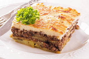 Moussaka Frozen