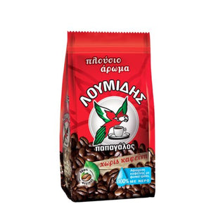 Loumidis Greek Coffee Decaf