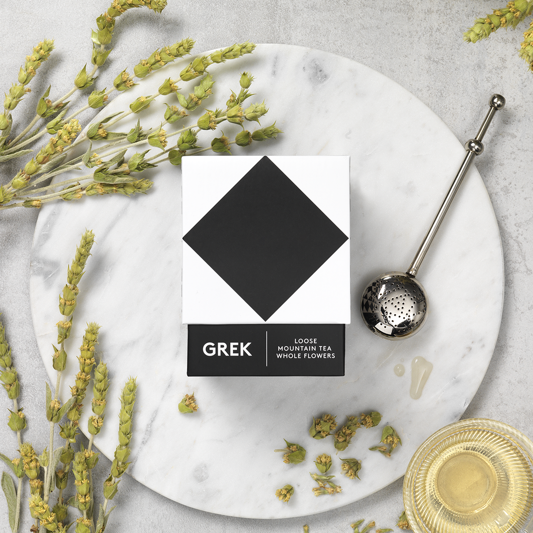 Grek Loose Mountain Tea
