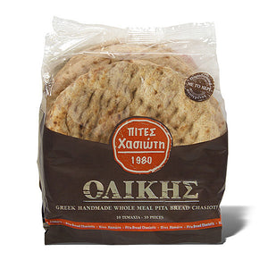 Wholegrain Pitta Bread