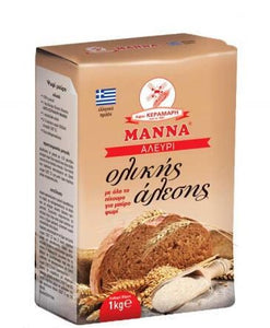 To Manna Wholegrain Flour
