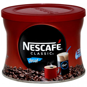 Nescafe coffee Decaffeine