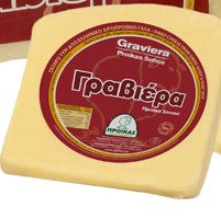 Cheese Graviera Sheep's & Goat's milk Vacuum Proikas