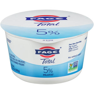 Fage natural Greek yoghurt