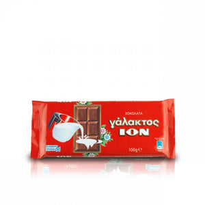 Ion Milk Chocolate 100g