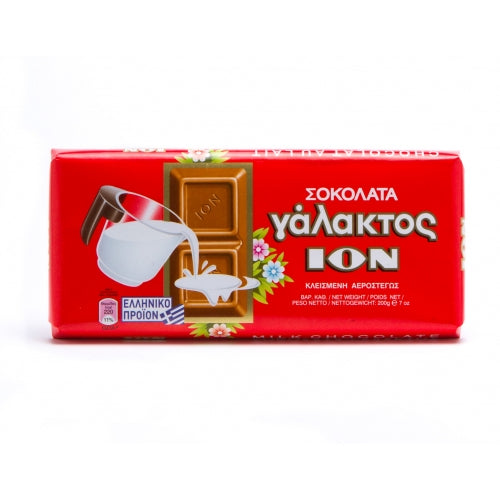 Ion Milk Chocolate 70g