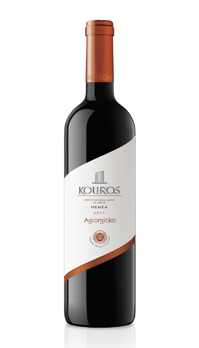 Kouros Nemea Red Wine 750ml