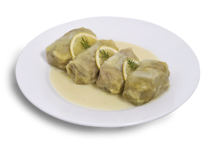 Dolma with Cabbage Frozen