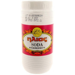 Baking Soda Helios