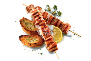 Pork Neck Skewers 1kg / Souvlaki