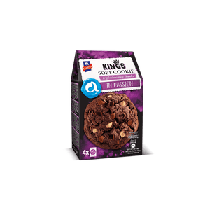 Allatini Soft Kings Cookie Tripple Chocolate