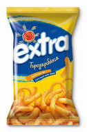Extra Corn Snack with Cheese 130g