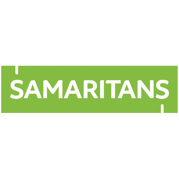 Donation to Samaritans