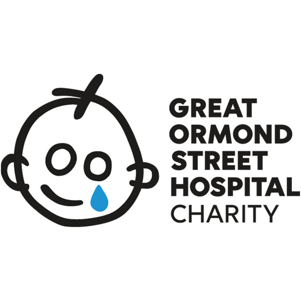 Donation to Great Ormond Street Hospital