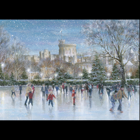 "Skating at Windsor<p style=""color_gold"">LUXURY RANGE"