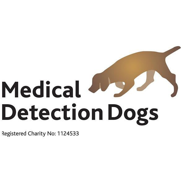 Donation to Medical Detection Dogs