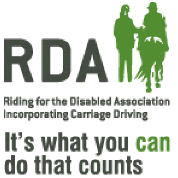 Donation to Riding for the Disabled
