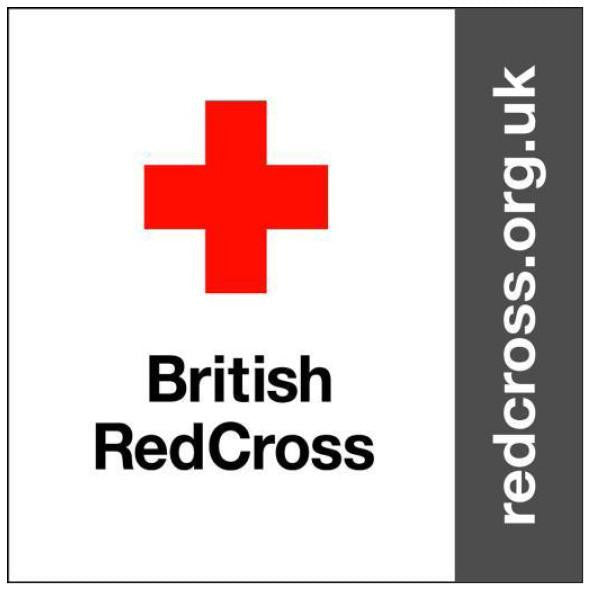 Donation to British Red Cross