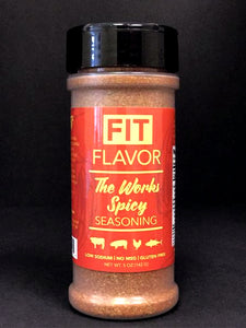 The Works (Spicy) by Fit Flavor