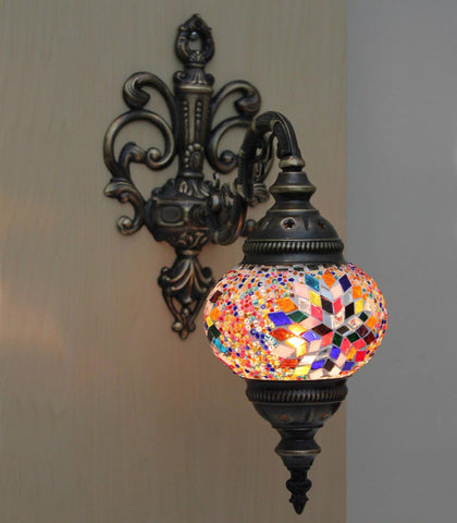 Turkish Wall Lamps