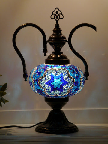 Turkish Teapot Lamps