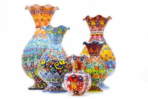 Turkish Ceramic Vases