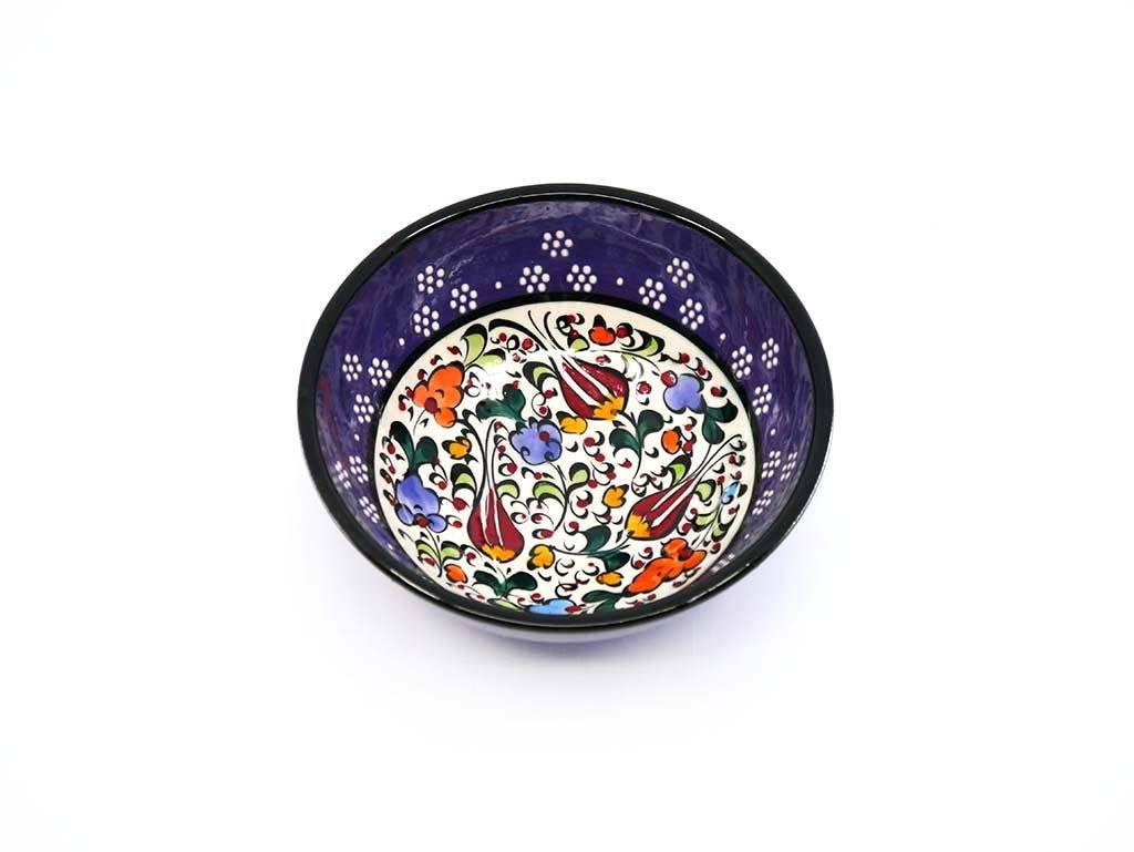 10 cm Turkish Bowls Millennium Collection Purple