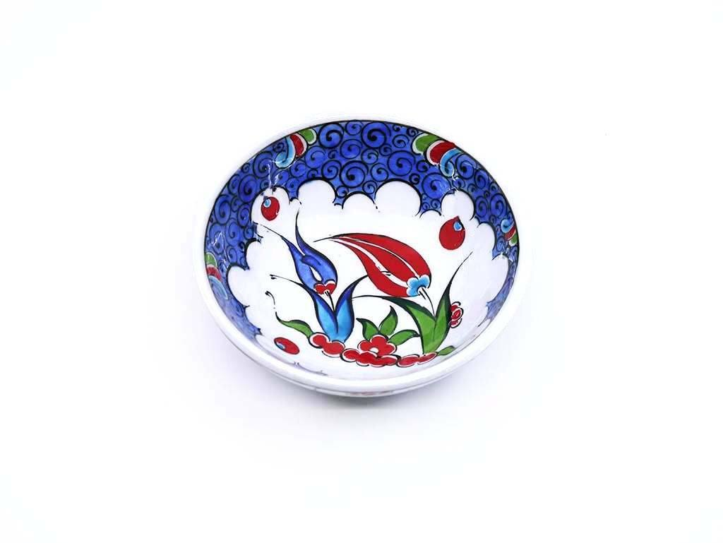 Turkish iznik bowls