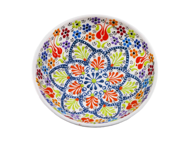 Turkish Ceramic Bowls White Dantel Australia