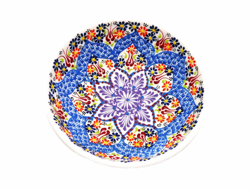 20 cm Turkish Bowls Dantel White