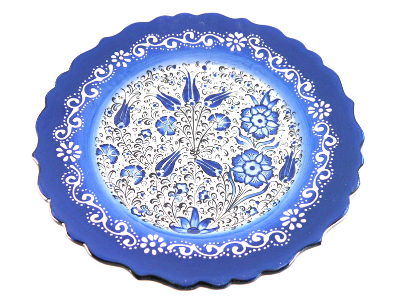 Turkish Plates Blue Colour Australia