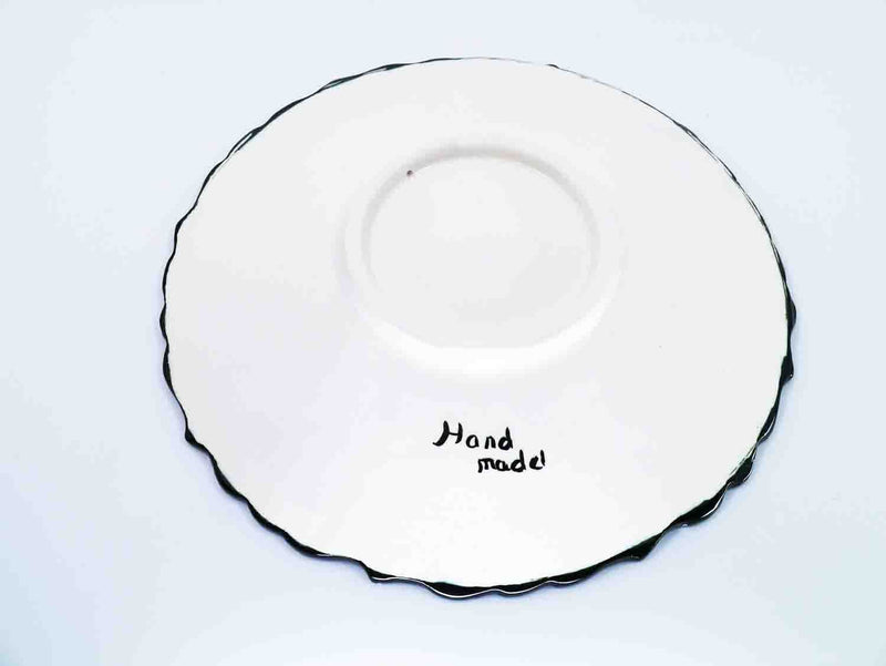 Whirling Dervish plates back side