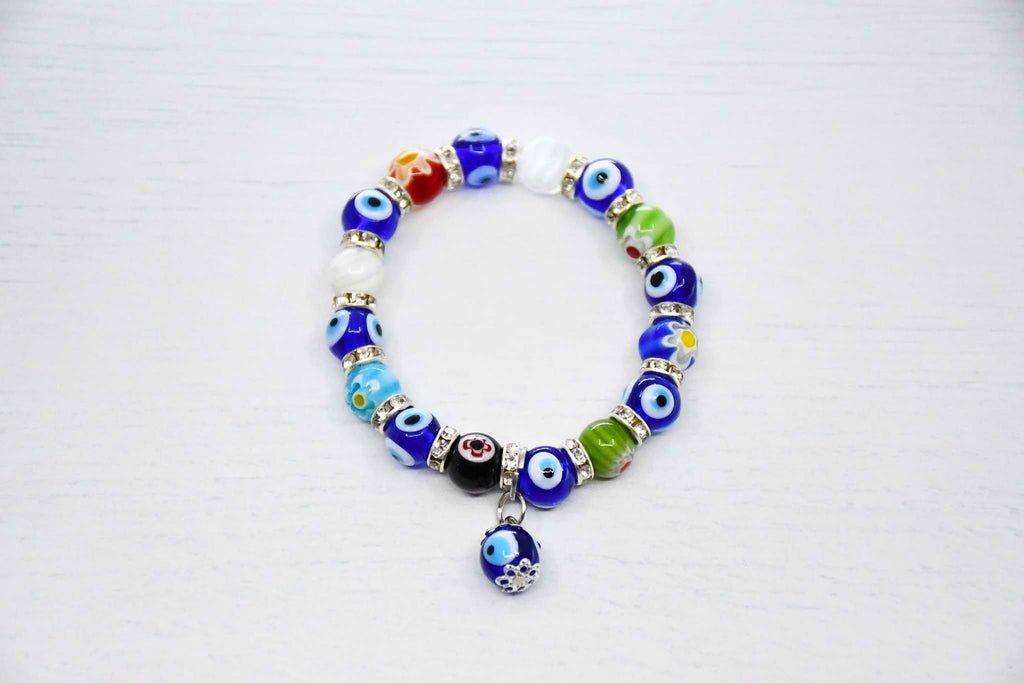 Turkish Evil Eye Bracelet Handmade