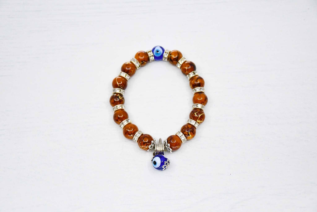 Turkish Greek Mati Evil Eye Bracelet