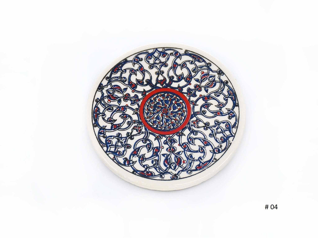 Iznik Drink Coasters