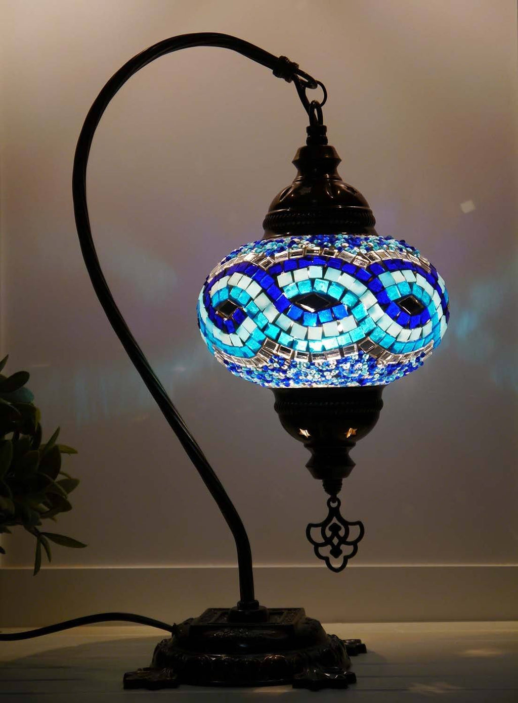 Turkish Lamp Blue colour